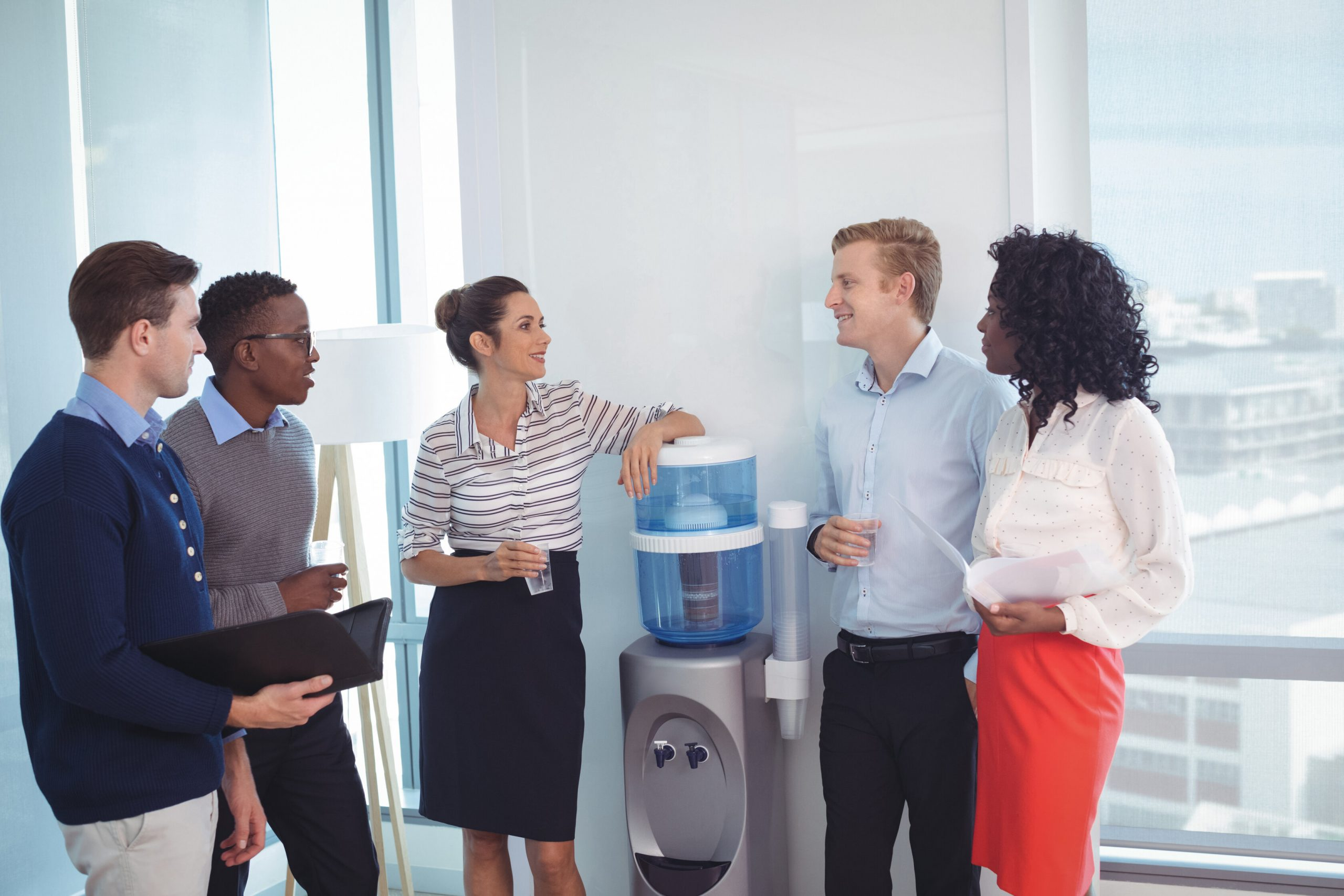 Back to the Watercooler